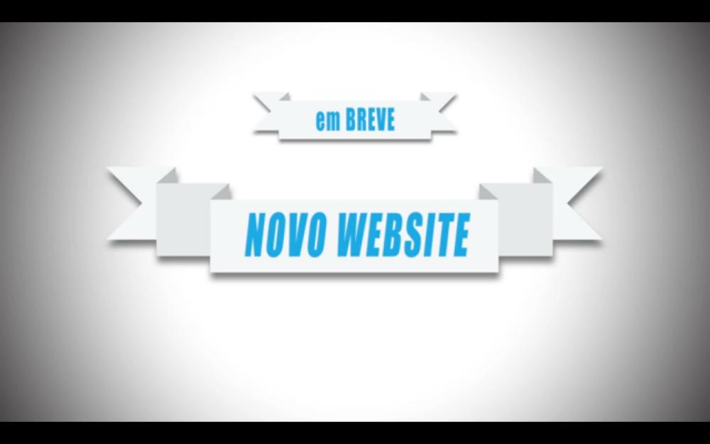 Novo Site - Em Breve